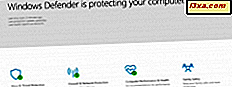 5 saker du kan göra med det nya Windows Defender Security Center