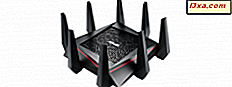 Granska ASUS RT-AC5300 - WiFi-routern Spiderman skulle göra