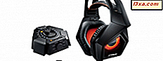 ASUS Strix 7.1 Surround Gaming Headset Review - visuais impressionantes!  O que sobre o som?