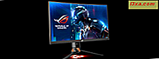 ASUS ROG Swift PG27VQ-recension: Försvinnande gameplay och snabb respons