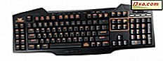 Granskning av ASUS Strix Tactic Pro Mechanical Gaming Keyboard