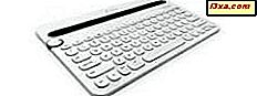 Gjennomgang av Logitech K480 Bluetooth Multi-Device Keyboard