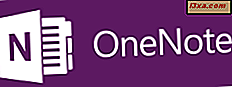 Opprett, rediger og del notater med OneNote for Windows Phone 8