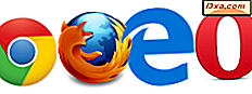 Hoe Do not Track (DNT) in te schakelen in Chrome, Firefox, Edge, Opera en Internet Explorer